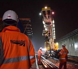 Network Rail prepares for Easter improvement works