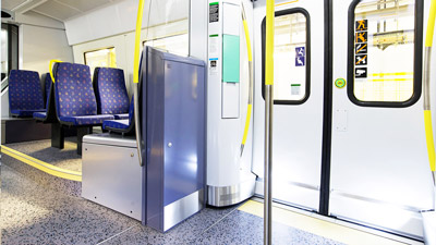 New Coradia Nordic X60B trains begin operation on Stockholm commuter network