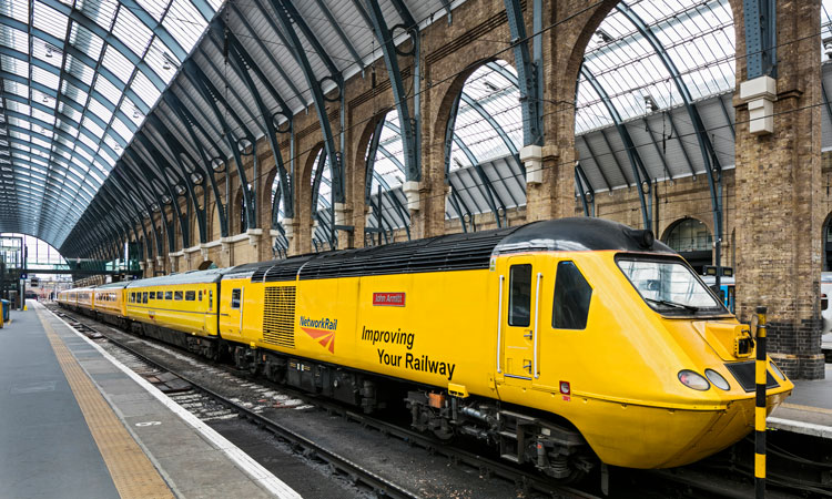 New Measurement Train maintenance contract awarded by Network Rail