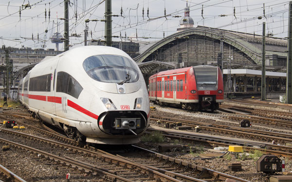 New horizons for Germany's railway industry