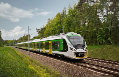 Newag delivers IMPULS EMUs for Polish regional railway