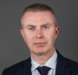 Niall Fagan, HS2 Ltd