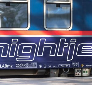 Nightjet connection to Brussels introduced by ÖBB