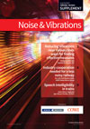 Noise Vibrations Supplement 2013
