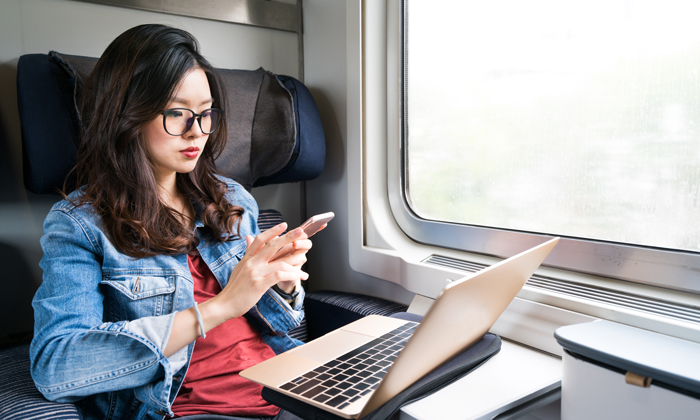 Is there a future for Wi-Fi on board trains?