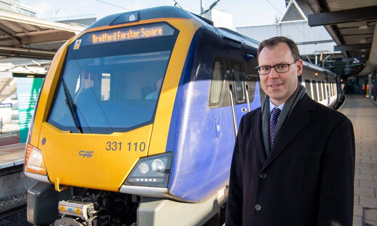 Northern introduces nine additional trains from its new fleet into operation