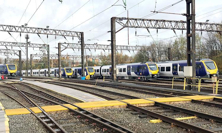 Northern Railway Trains