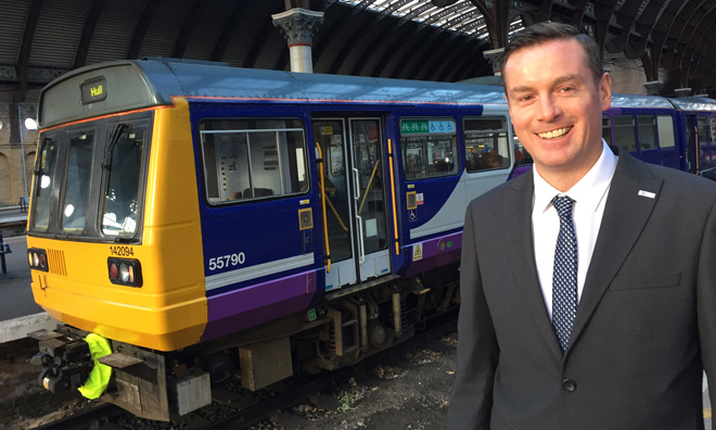 Northern's Head of New Trains to oversee rolling stock modernisation