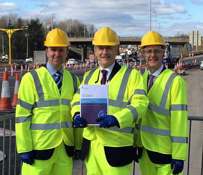 Northern Transport Strategy Report plans for Northern Powerhouse Rail and Smart North