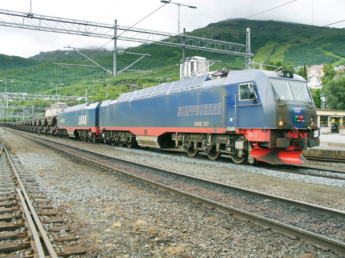Norwegian Government plans for railway reform