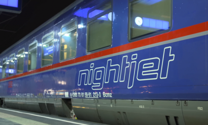 ÖBB and DB to expand Nightjet sleeper rail services