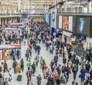 ORR figures establish Waterloo as Britain's busiest railway station