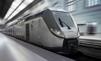 SNCF has placed an order for 40 Bombardier Omneo Premium double deck intercity trains on behalf of the region of Normandy.