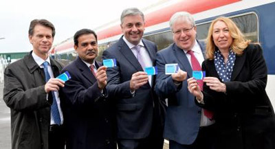 Oyster and Contactless payment launched at Gatwick Airport
