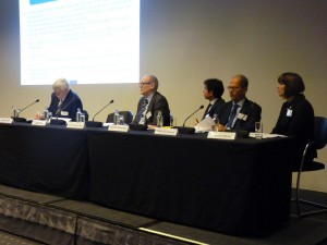 launch meeting of combined EU rail research and development projects,