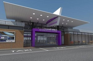 Peterborough station to undergo £2.5m redevelopment