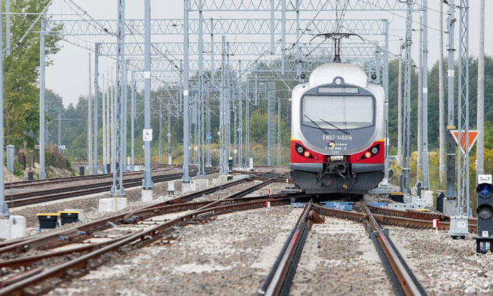 Nokia has won its largest-ever GSM-Railway contract with Poland's PKP