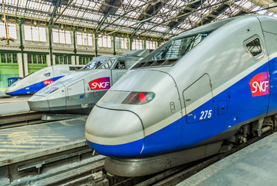 Paris Lyon high speed rail line to increase capacity