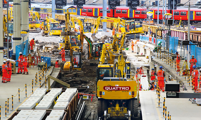 Transport Focus to sit on Network Rail supervisory boards