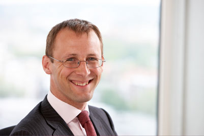 Paul Plummer, Network Rail