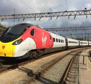 Pendolino new look