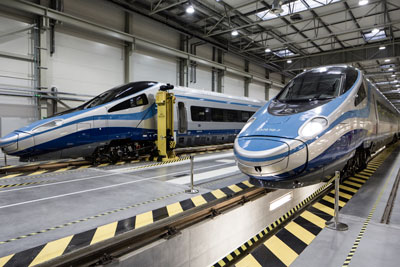 Alstom's Pendolino sets a new standard for railway travel in Poland