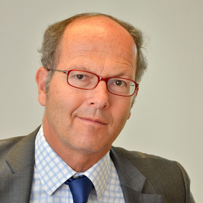 Philippe Citroën, Director General, UNIFE