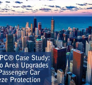 ThermOmegaTech - Chicago area upgrades to GURU PC® for passenger car freeze protection