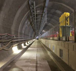 Track and new stations continue to take shape on Crossrail