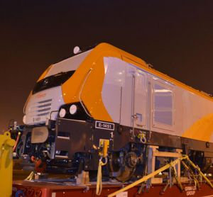 First Prima M4 locomotive delivered by Alstom to ONCF