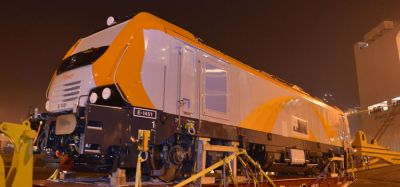 First Prima M4 locomotive delivered by Alstom to ONCF