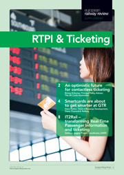 RTPI & Ticketing Supplement 2016