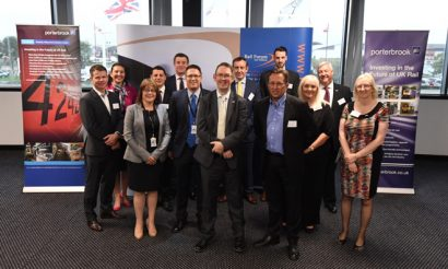 Rail Employment and Skills Academy opens in the East Midlands