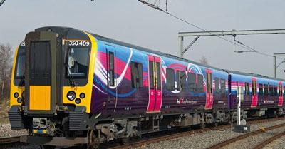 Rail electrification work on TransPennine and Midland Mainline resumes