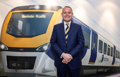 Rail franchises begin