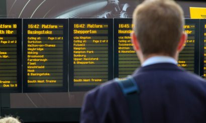 Rail passengers claiming compensation almost trebles but more needs to be done says Transport Focus