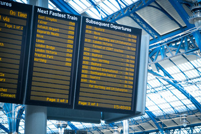 Rail satisfaction survey reveals a third of passengers experienced delays on last journey