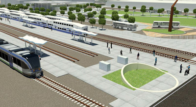 Redlands Passenger Rail Project progresses with contract award