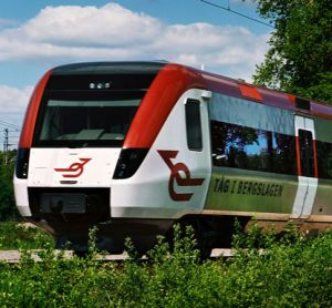 Bombardier wins maintenance contract for Swedish REGINA EMU fleet