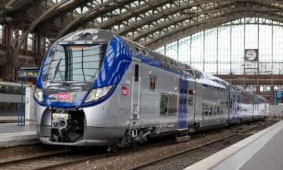 100th Regio 2N train delivered to Hauts-de-France Region