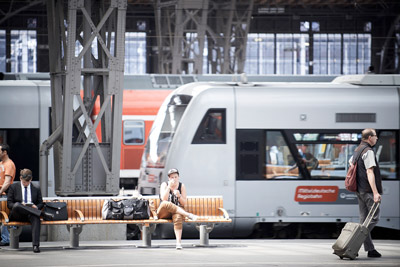 Regional rail transport in Germany – organisation and financing