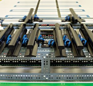 Repoint failsafe track switching system
