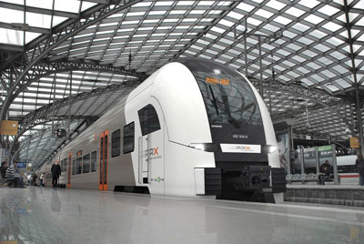 Rhine-Ruhr Express contract awarded to Abellio and National Express