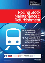 Rolling Stock Maintenance & Refurbishment Supplement 2013