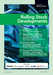 Rolling Stock Supplement 2016