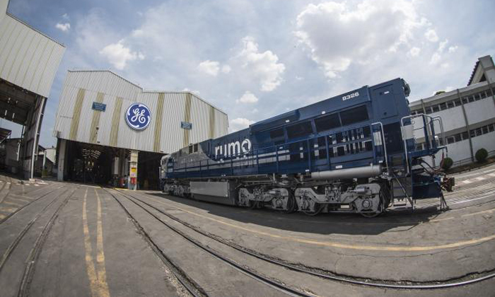 Rumo in Brazil is to run new energy management system on its fleet