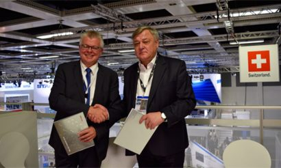 Russian Railways & Swissrail Industry Association sign scientific & technical cooperation agreement