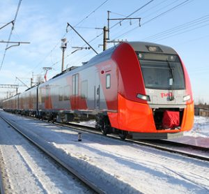 Russian Railways awards Desiro train maintenance contract