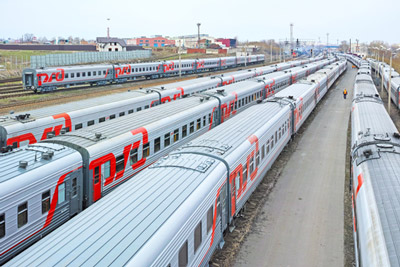 Russian Railways increases investment in new electric rolling stock