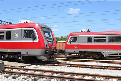 Russian Railways subsidiary signs contract to develop railways in Serbia